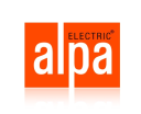 Alpa Electric logo