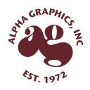 Alpha Graphics, Inc. logo