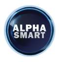 Alpha Smart Systems logo