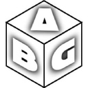 Alpha Beta Gamer logo icon