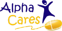 Alpha Cares with Applebaum Training Institute logo