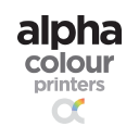 Alpha Colour Printers Ltd. logo