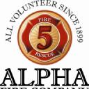 Alpha Fire Company logo