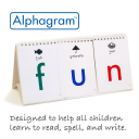 Alphagram Learning Materials logo