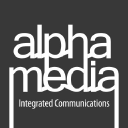 Alpha Media Digital Communications logo