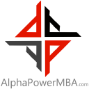 AlphaPowerMBA.com logo