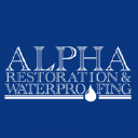 Alpha Restoration & Waterproofing logo