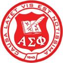 Alpha Sigma Phi Fraternity logo