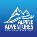 Alpine Adventures Ski & Mountain Travel logo