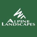 Alpine Landscapes logo