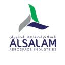 Alsalam Aircraft Company logo
