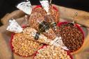 Al's Gourmet Nuts logo