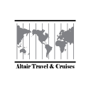 Altair Travel and Cruises logo
