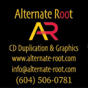 Alternate Root CD Duplication & Graphics logo