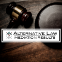 Alternative Law Mediation Results logo