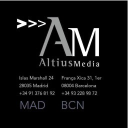 Altius Media Sports, SL logo