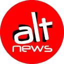 Alt News logo icon