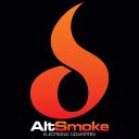 Alt Smoke logo icon