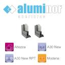 Aluminor aberturas logo