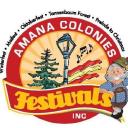 Amana Colonies Convention & Visitors Bureau logo