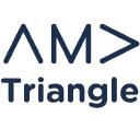 Ama Triangle logo icon