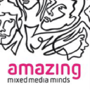 Amazing Mixed Media Minds logo