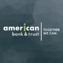 American Bank & Trust logo icon
