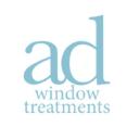 Ambiance Design, window treatment specialist logo