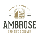 Ambrose Printing Company logo