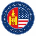 AmCham Mongolia logo