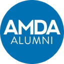 AMDA College and Conservatory of the Performing Arts logo