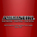 Amera-Seiki CNC Machine Tools logo
