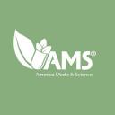 America Medic & Science (AMS) logo