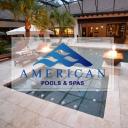 American Pools & Spas logo