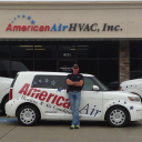 American Air Hvac Inc. logo