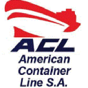 AMERICAN CONTAINER LINE S.A. (S.A.) logo