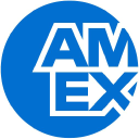American Express France logo icon