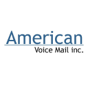 American Voice Mail Inc logo