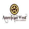 American West Beef Logo