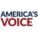 America's Voice logo