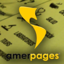 Amerpages logo icon