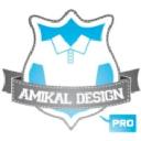 Amikal Design logo icon