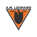 AM Leonard logo