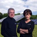 Amped On Solar, LLC logo