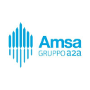 Amsa a society of A2A group logo