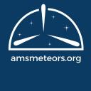 American Meteor Society logo icon