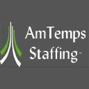 Amtemps Staffing logo