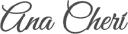 Ana Cheri logo icon