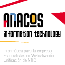 Anacos IT - Anacos Information Technology logo