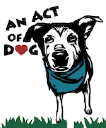 An Act of Dog Logo